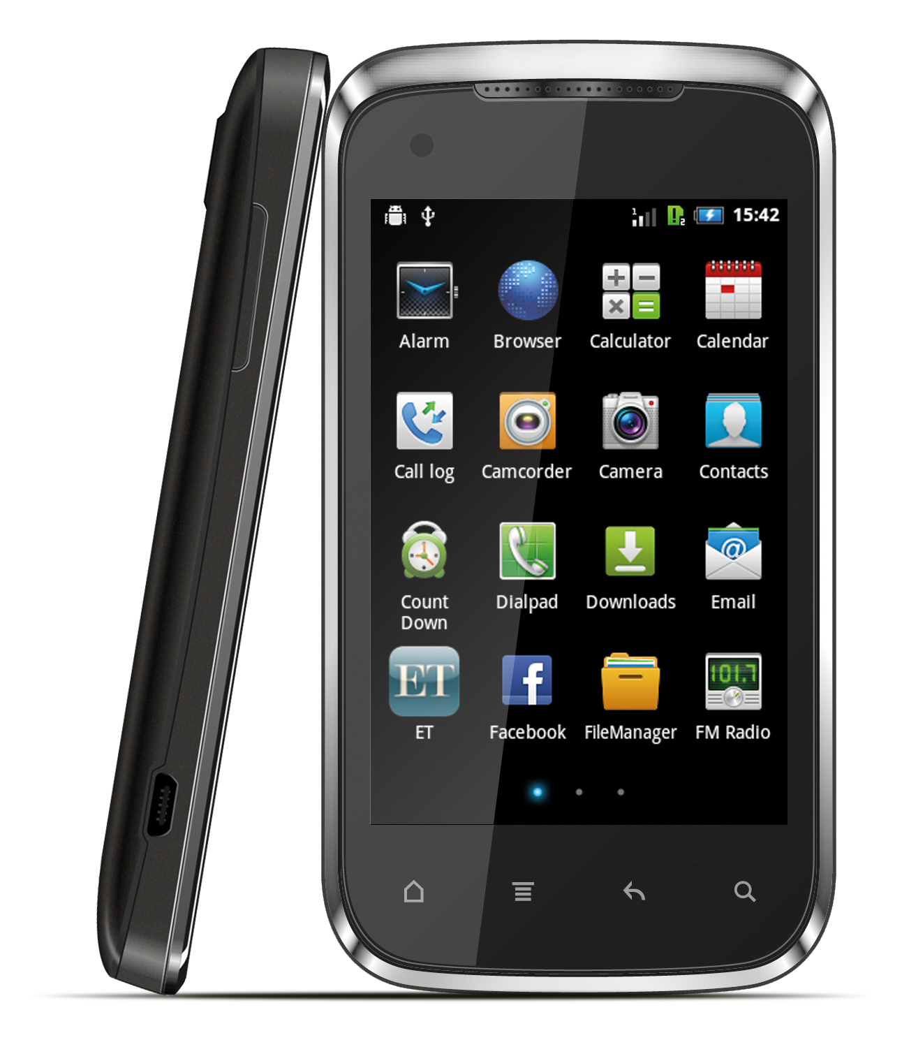 Videocon Mobile Phones Launches A20 and A30 Android Smartphones