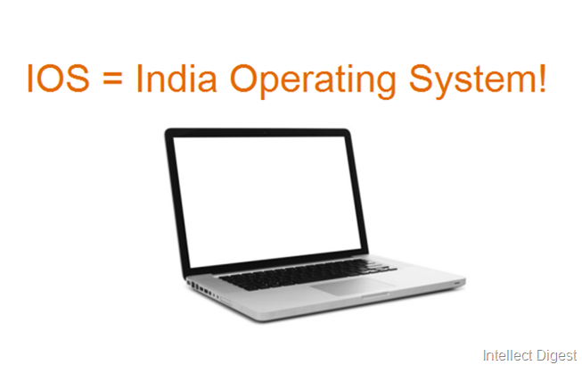 India Operating System By DRDO