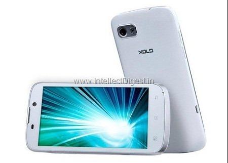 Lava Xolo A800 Android Phone