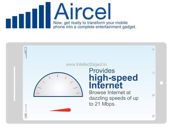 Aircel 4G LTE Services India