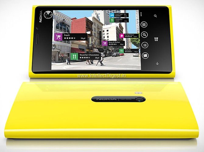 Nokia Lumia 920 Launched In India