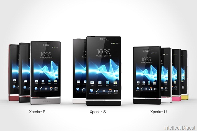 Sony Xperia Mobile Phone Prices Cut