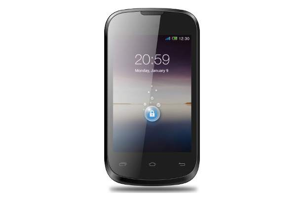 Spice Dual SIM Budget Android Phone Mi 352