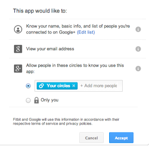 Google introduces G+ sign-In to applications