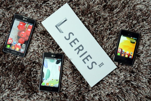 LG L2 Series Launch In India In April 2013