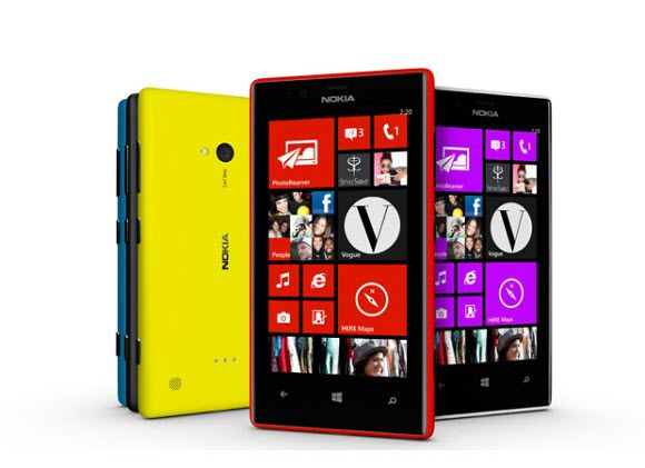 Nokia Lumia 720 and 520 Launched At MWC 2013 (1)