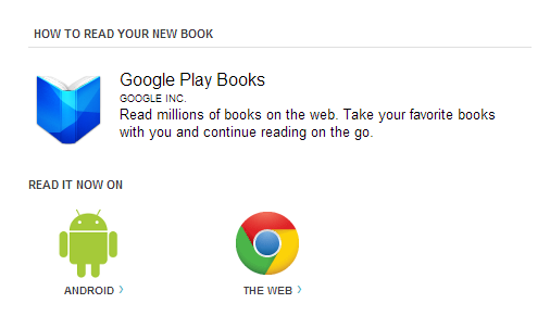 Google Play Books launched in india