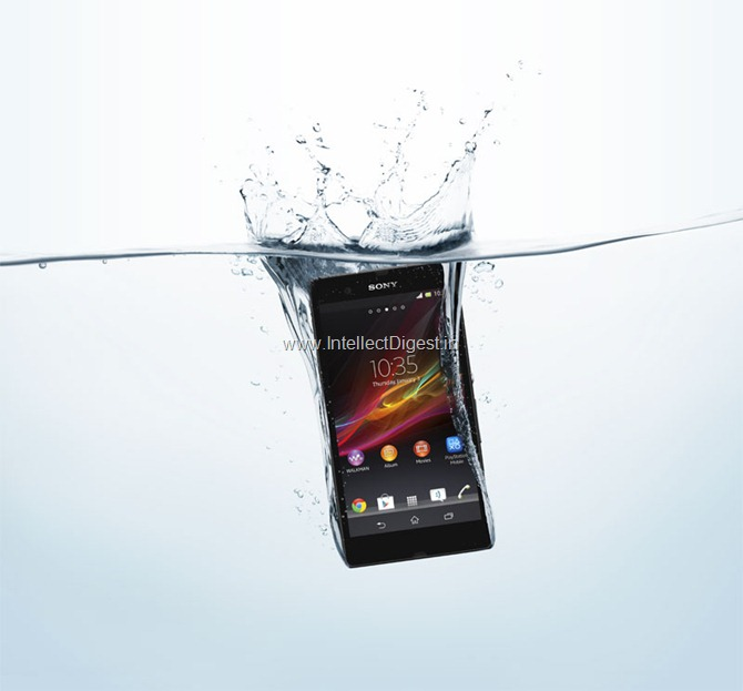 Sony Xperia Z Waterprrof