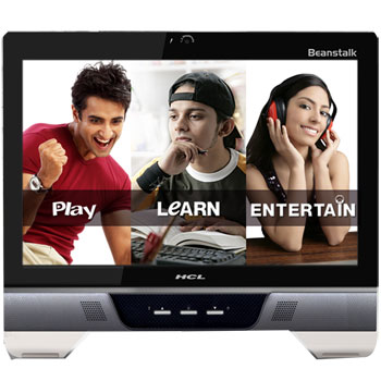 HCL Beanstalk All-in-one PCs launched in India