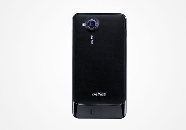 Gionee Dream D1 jelly bean, HD super amoled smartphone launched in India
