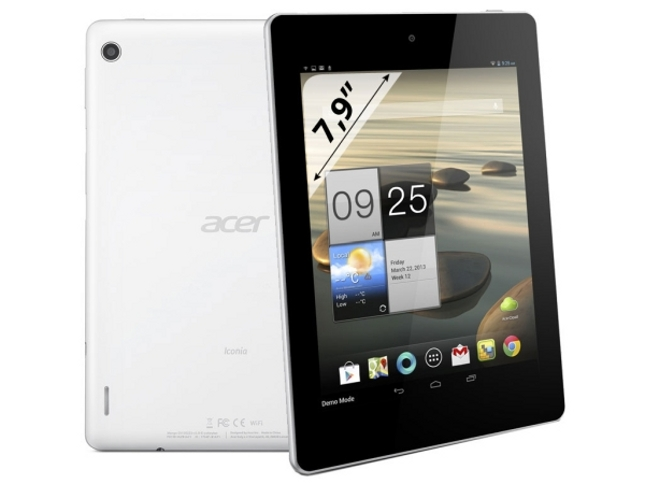 Acer Iconia A1-810 tablet gets outed with quad core processor