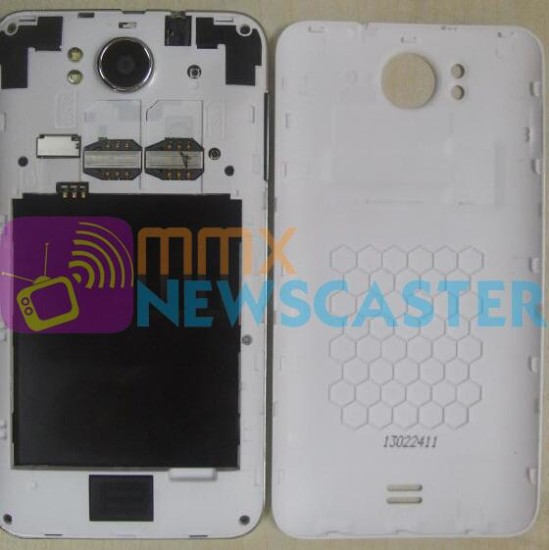 MICROMAX A111 next Canvas phone With 5.3 inch QHD Display pictures leaked