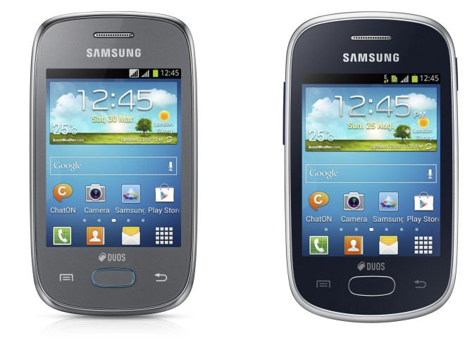 Samsung GALAXY Star And GALAXY Pocket Neo