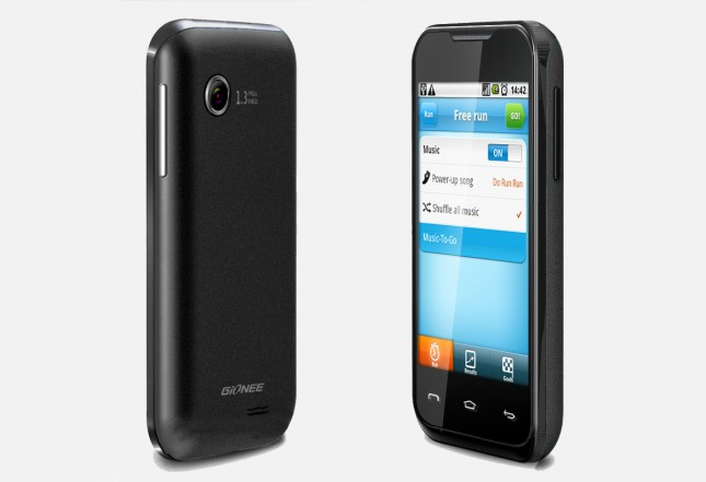 Gionee launches budget phone P1 with 3.5 inch screen