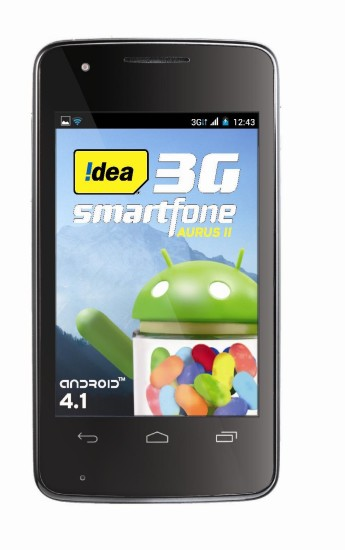 Idea Aurus 2 Smartphone