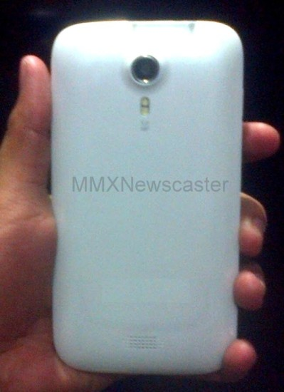 Micromax Canvas 3D A115 Back