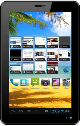 Videocon Mobiles Introduces VT75C 2G Calling Tablet