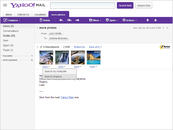 www yahoomail com india sign in