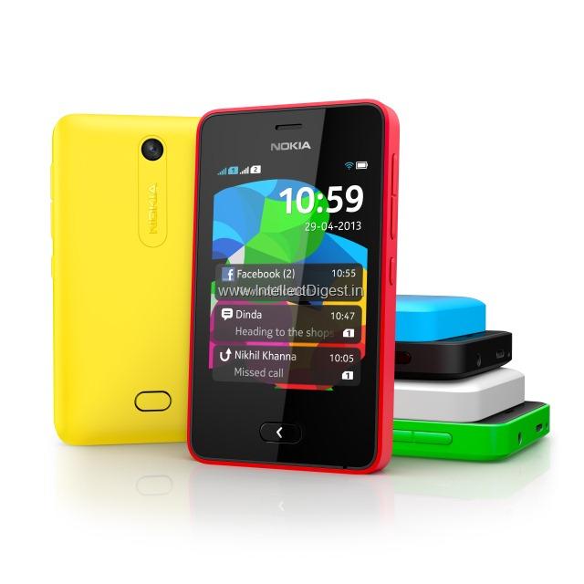 Nokia Asha 501 Pictures