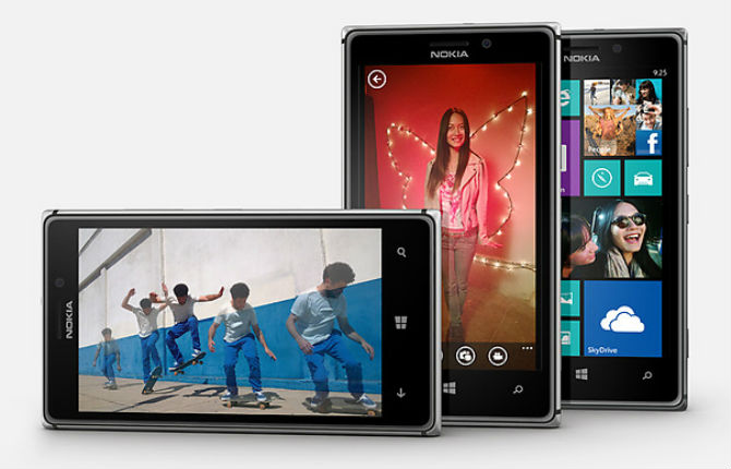 Nokia Lumia 925 camera samples