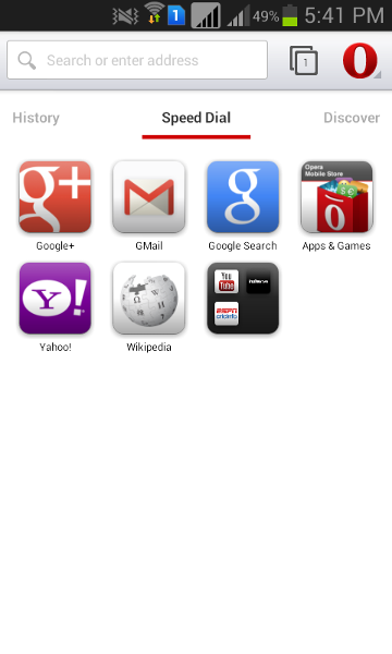 Opera Browser For Android Review | Intellect Digest India