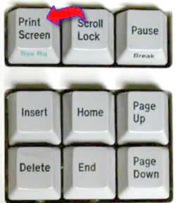 printscreen-key