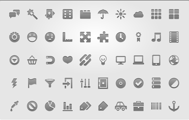 Android-Menu-Icons