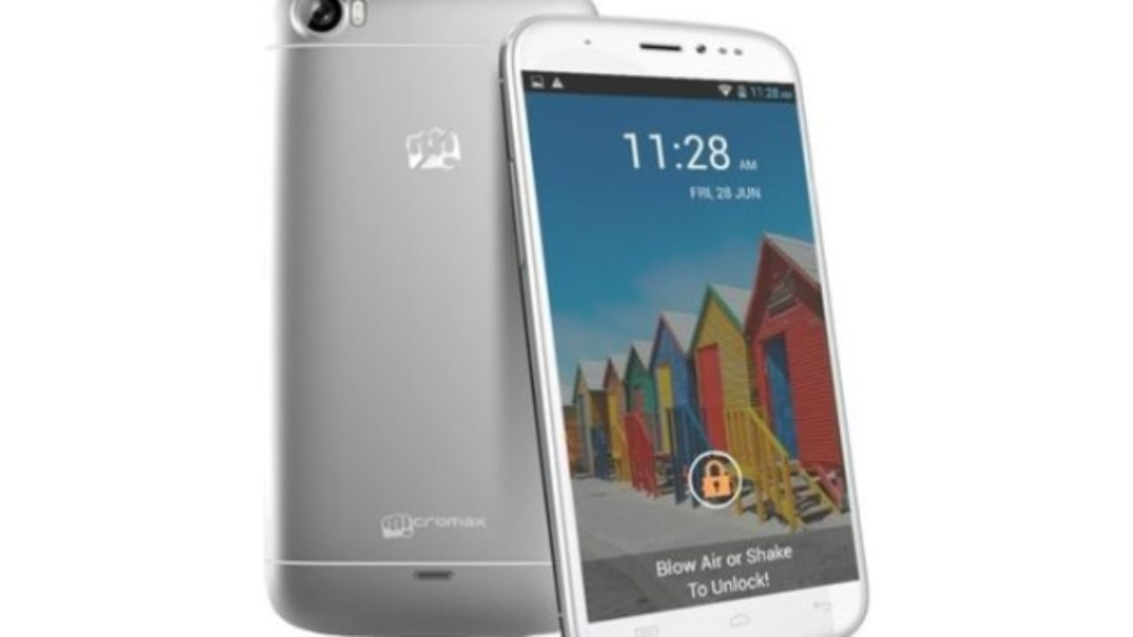 the latest c1732 468f9 Micromax Canvas Doodle 2 and Canvas Fun Spotted Online on Flipkart ...