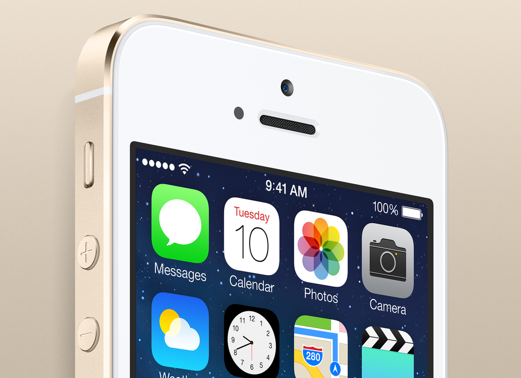 iPhone 5S Official Pictures (1)