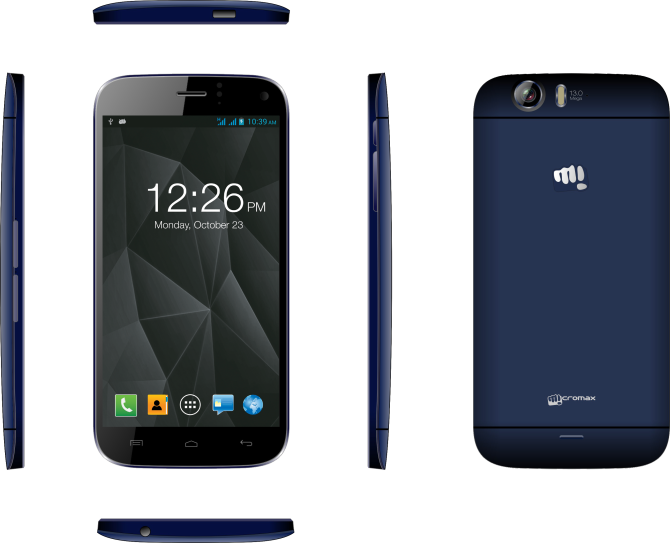 Micromax Canvas Turbo A250 Price