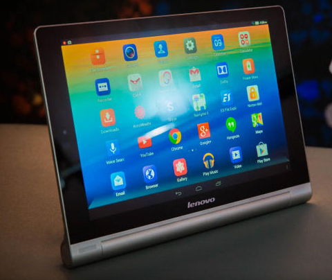 Lenovo Yoga Tablets with Good Specifications at Affordable Price Announced