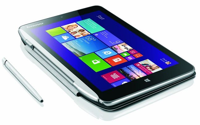 Lenovo launches its first windows 8.1 tablet MIIX 2
