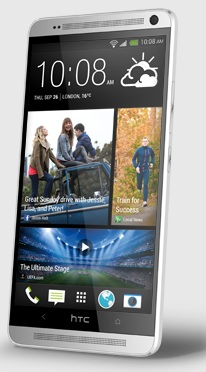 HTC One Max is available at price INR 61.490 along with 5.9inch Full HD display