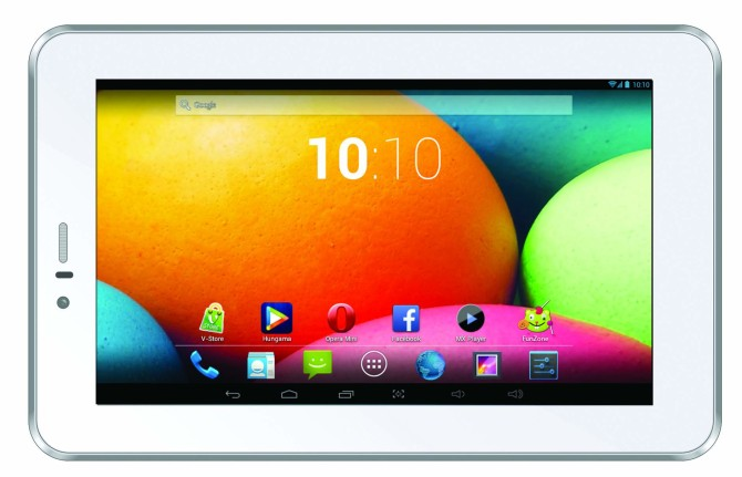 Videocon lunches 7 inch tablet with Calling facility at price INR 9000