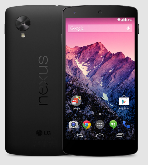 Google Nexus 5 coming soon in India at price INR 28,999