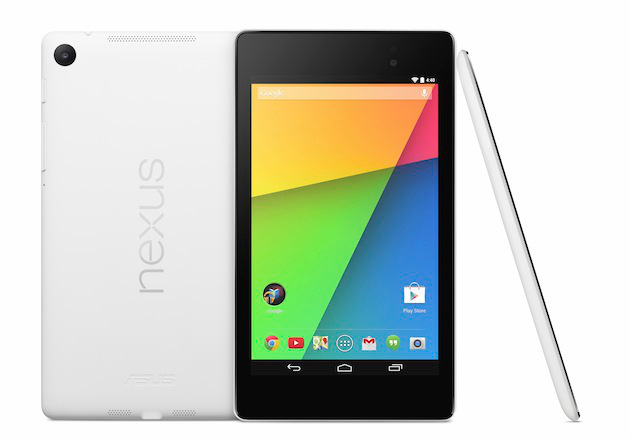 Asus Google Nexus 7 Tab in White