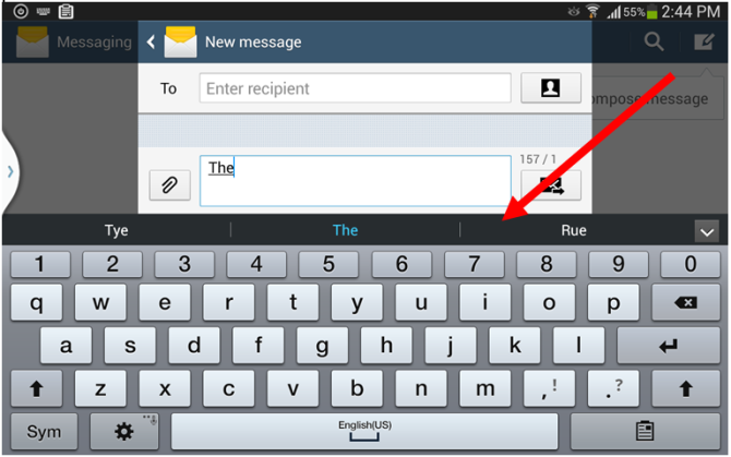 Disable Predictive Text Input In Android-1