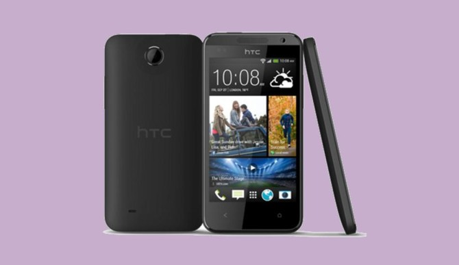HTC Desire 310 with Media-Tek processor and dual SIM leaked in Europe