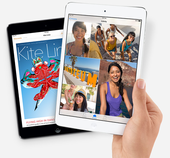 Wants to buy Apple Ipad mini, Available in India at INR 4,999 down-payment and installations