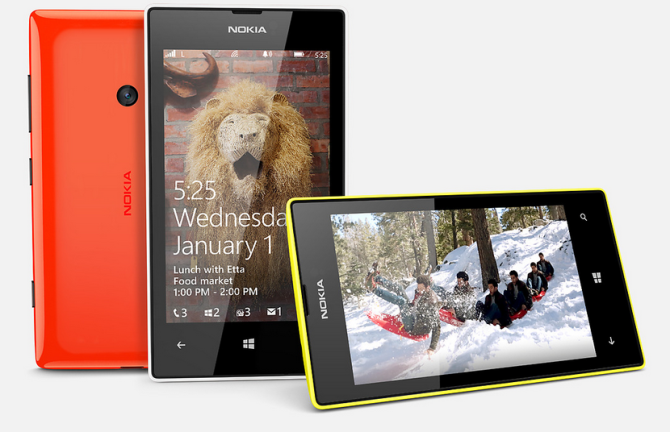 Nokia Lumia 525 affordable Windows smartphone launched at INR 10,399