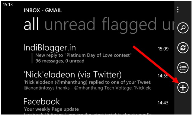 add cc and bcc email addresses on windows phone-2