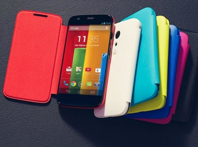 Motorola's Moto G price reviled, available at 12,499 and 13,999, partnered with Flipkart