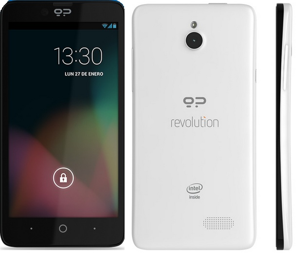 Get ready for Dual OS smartphone GeekPhone Revolution, launching 20 February