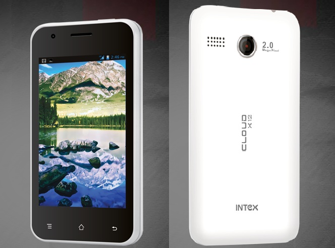 Intex Aqua N8 and Cloud X12 two affordable smartphones launched officially
