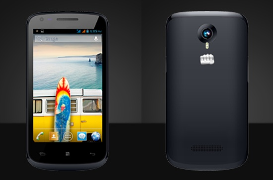 Micromax Bolt A46 with dual core processor and 4-inch display available at price INR 4,490