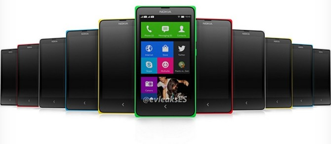 WSJ Report-  Nokia will launch is first Android smartphone this month at MWC