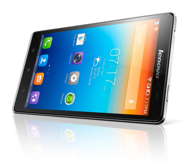 Lenovo Vibe Z available in India at price INR 35,999, 5.5-inch display, quad core processor