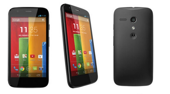 Android 4.4 kitkat update is rolling out for Moto G dual-SIM in Malaysia