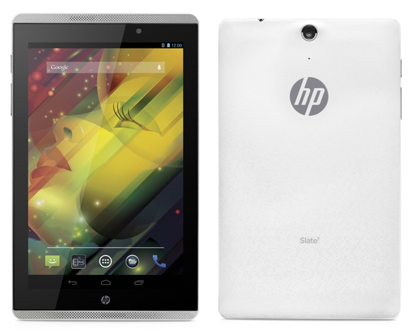 HP Slate 7 Voice Tab with Dual SIM and quad core processor available at INR 16,990