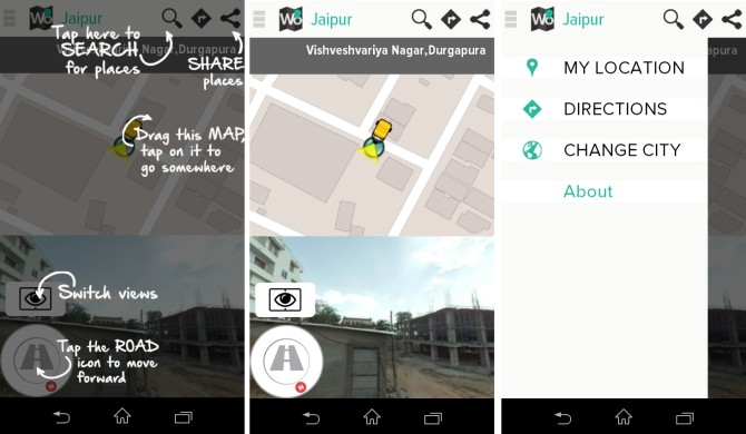 India's first and only 360 degree view service WoNoBo launched on Android